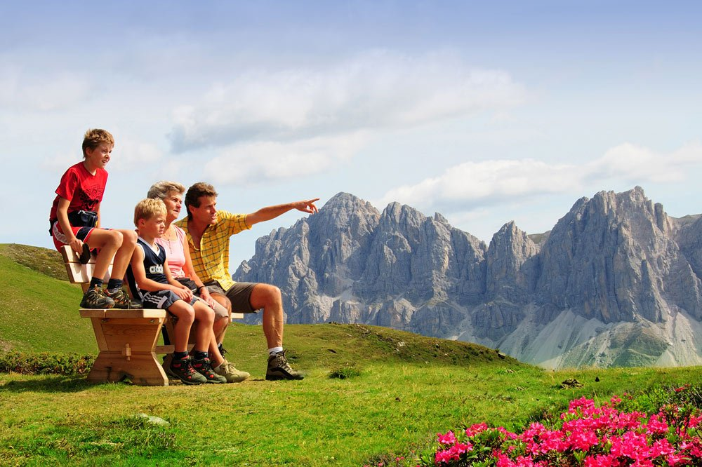 Active holidays in South Tyrol – Sports and leisure fun in the Isarco Valley