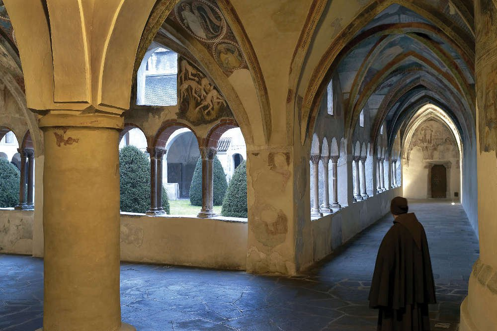 Bressanone in South Tyrol: medieval Episcopal city in the Isarco Valley