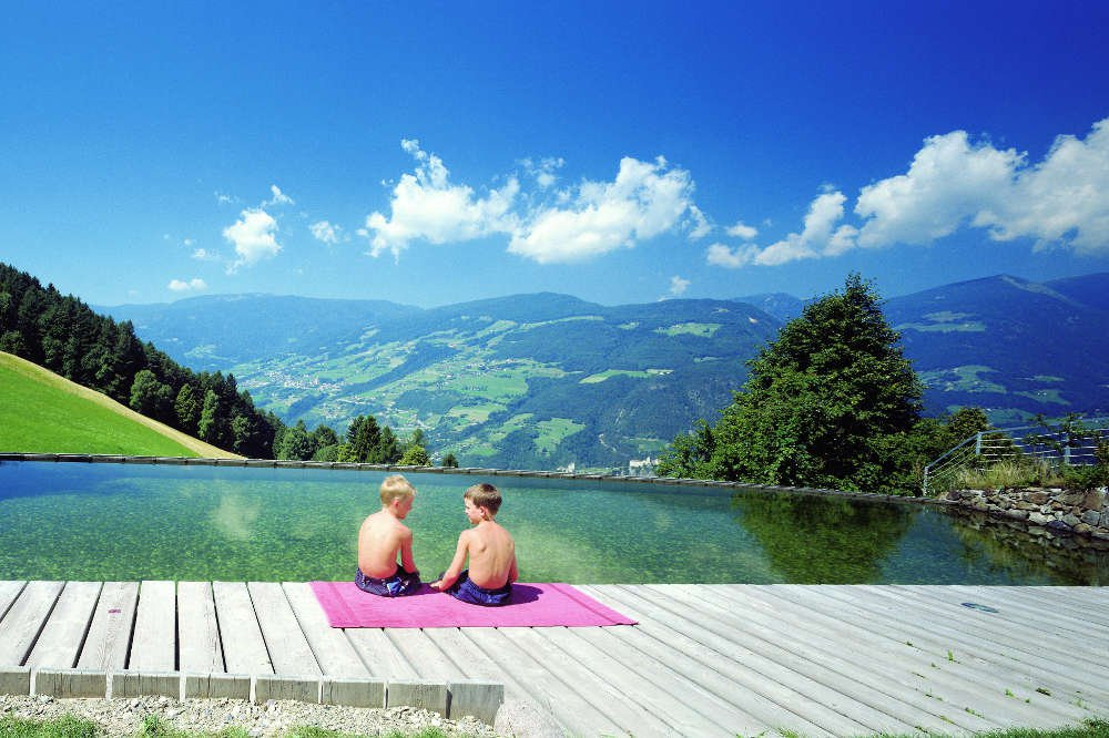Inn Ansitz Fonteklaus - Relaxing holidays in South Tyrol in fantastic mountain scenery
