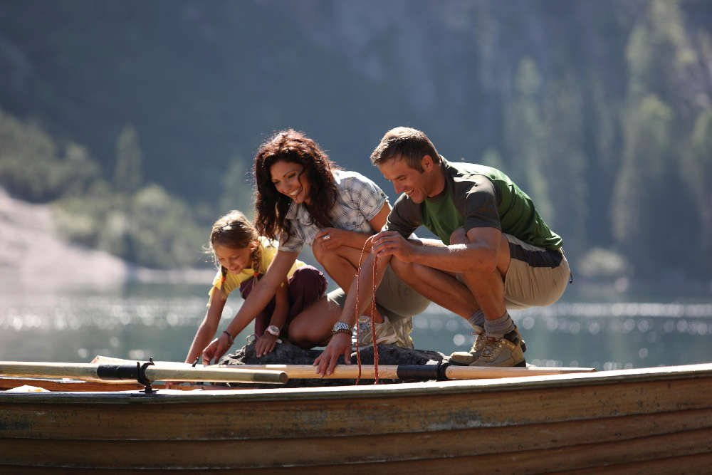 Holidays in South Tyrol with children in the heart of the Isarco Valley