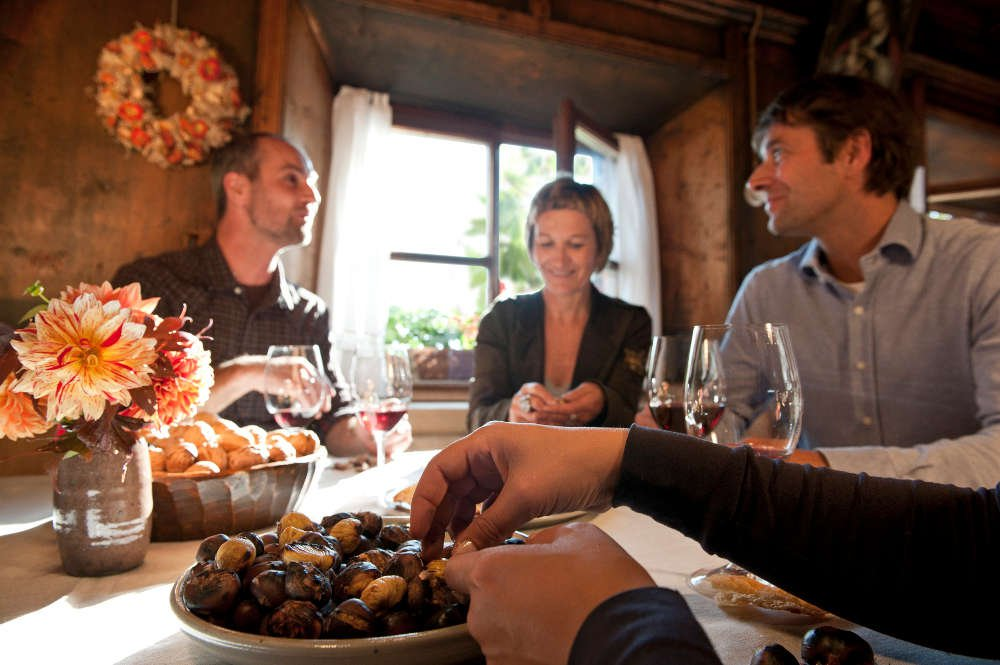 Törggelen in the Isarco Valley: a culinary adventure journey in the fall holidays