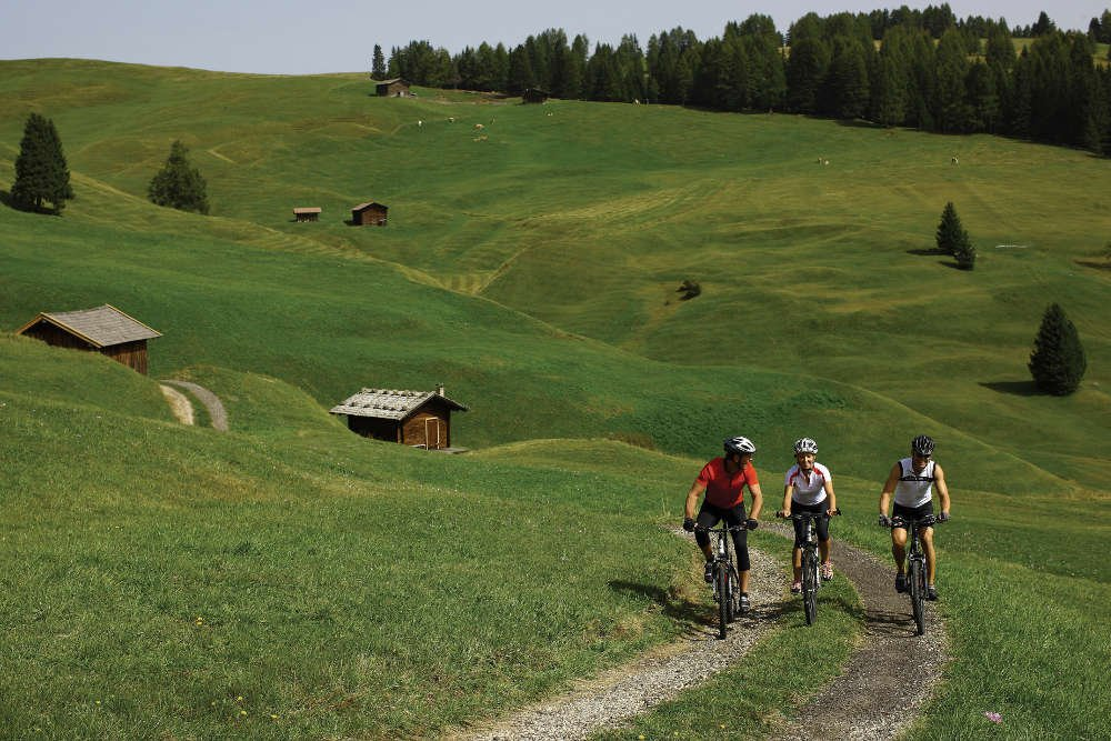 Biking holidays in South Tyrol – Leisurely bike rides in the Isarco Valley